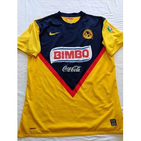 2321ec844f2fd Playera Polo Nike America Aguilas en Mercado Libre México