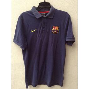 843f11f01b154 playera Polo Manga Larga Nike Del Barcelona A Solo  700.00 en ...