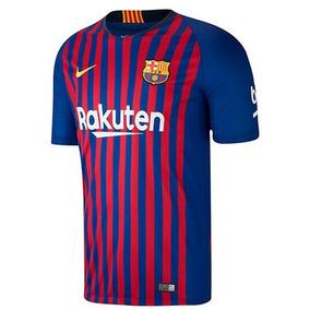 7924f7c8ef6c7 Jersey Nike Fc Barcelona 894430-456 Marino Vino Caballero Oi