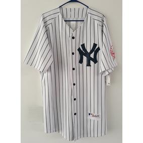 e11c87a118c34 Camiseta Beisbol New York Yankees Majestic en Mercado Libre México