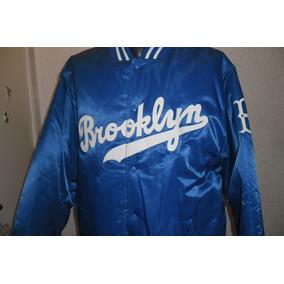 4c61eae1790e0 Chamarra Mlb Brooklyn Dodgers Majestic Original Dificil!