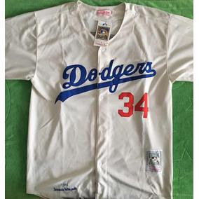 288975a52d3b4 Jersey Dodger Angel - Jerseys Béisbol en Mercado Libre México