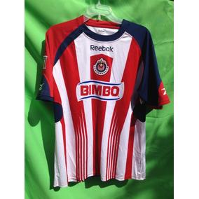 5808e8c7c Jersey Chivas - Reebok - Apertura 2009 bicentenario 2010