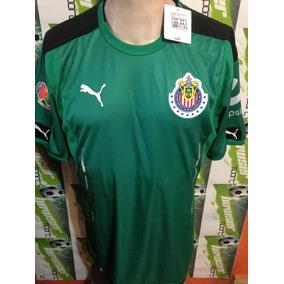 53e565275d1fc Jersey Chivas D Guadalajara Puma 100%original Portero Prof