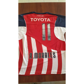 competitive price a1451 18e6c Jersey De Chivas Ramon Morales Usado en Mercado Libre México
