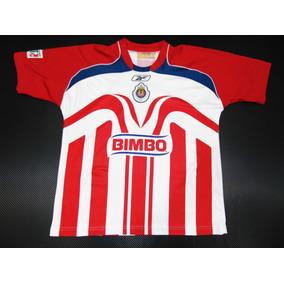 02ae87a560d Jersey Chivas Guadalajara 2006 Omar Bravo Final Vs Toluca