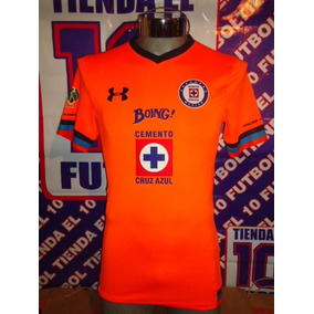 a5dd06ab9 Cruz Azul Jersey Naranja - Jerseys Clubes Nacionales Cruz Azul en Mercado  Libre México