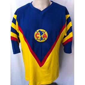 a4e820e5810 Playera De America Retro - Jerseys Clubes Nacionales América en Mercado  Libre México
