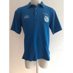 4218148175c65 Playera Polo Puebla Vintage Retro 1999-2000 Marca Atletica