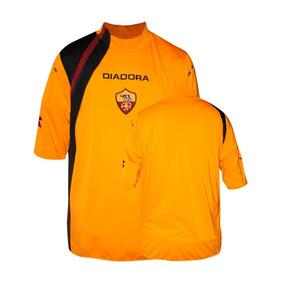 7d7ca1a94e078 Nuevo Jersey Diadora As Roma 2005 2006 Naranja Super-soccer