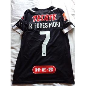 651cdb2b0c647 Jersey Playera Club De Fútbol Monterrey Rayados 2014 M Funes