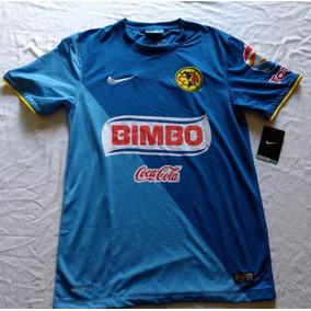 a0759046b626a Jersey Playera Aguilas De America Nike 2014 3ra Talla Ch