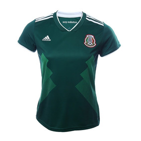 82c4ed3e56633 Playera Adidas Seleccion Mexicana De Uso Promocional Unica en Mercado Libre  México