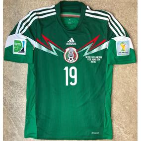 dc8efb583477c Jersey De La Seleccion Mexicana Peralta en Mercado Libre México