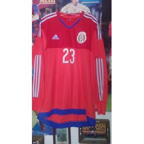 a9c0f9650df71 Camiseta Seleccion Mexicana Roja en Mercado Libre México