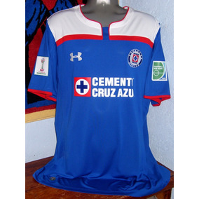 3b6037cd81cd2 Cruz Azul Under Armour Mundial De Clubes 2014 Chaco Gimienez