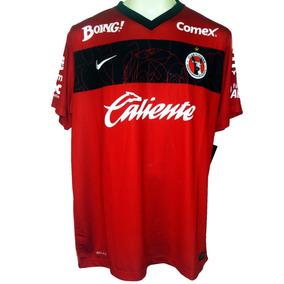 1b456d3702bec Xolos Jersey Tijuana Playera Talla Xl Roja Nike Envio Gratis