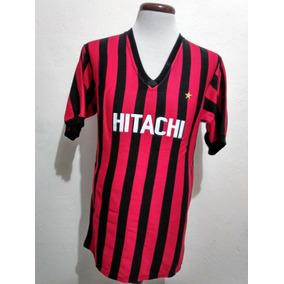 1e1d4c5e3de2b Camiseta De Futbol Antiguas Del Milan en Mercado Libre México