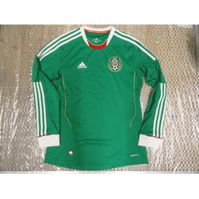 543e2197ea96b Playera De Entrenamiento Adidas De La Seleccion Mexicana Usado en ...