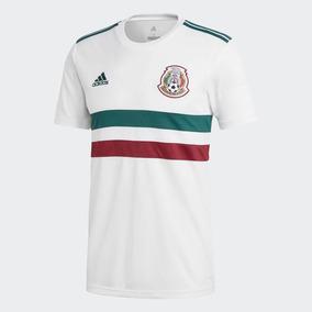 1cef95ad4d999 Playera Mexico Blanca - Jerseys Selecciones Mexico en Mercado Libre México