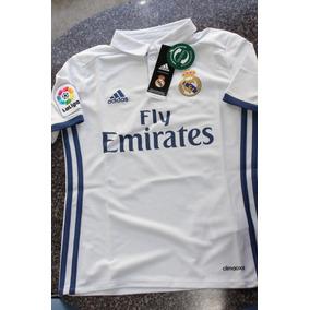 140ff73c2647c Jersey Real Madrid Para Niño 2016 2017 100% Original S Y M