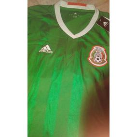 b840ae4a5d154 Playera Seleccion Mexicana Chicharito en Mercado Libre México