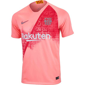 9feb2c844286e Barcelona 3era Equipacion 3er Kit 2018 2019 Jersey Playera