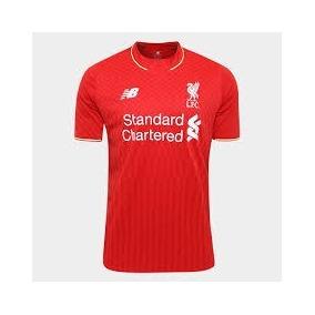 da09e1024e59a Jersey Liverpol Rojo Uniforme Futbol Playera + Short Gratis