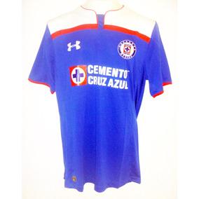 8eb734aa2b17a Cruz Azul Mundial De Clubes Jersey Playera En Talla L