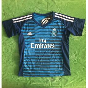 99cf88f079235 Impresionante Jersey Navas 1 Real Madrid Portero Niño Youth
