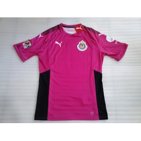 38ddaf398045b Jersey Puma Chivas Guadalajar Portero 17 18 Original Jugador