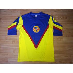47f347c892206 Playera Del America Retro - Jerseys Clubes Nacionales América en Mercado  Libre México