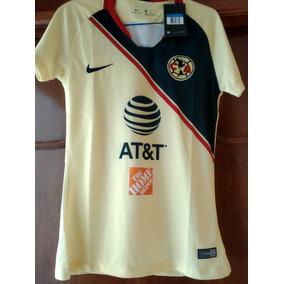 6e51421326820 Camiseta Del Club America Para Mujer en Mercado Libre México
