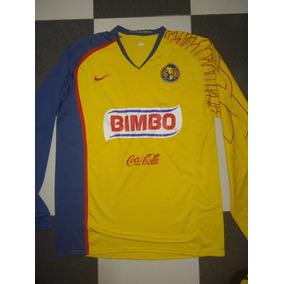 3f730b0e5ea32 Jersey America Adidas Aguilas Manga Larga - Jerseys de Fútbol en Mercado  Libre México
