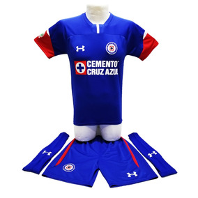117ae7e8c1df0 Cruz Azul Local 18-19 Jersey Short Y Medias Envio Gratis.