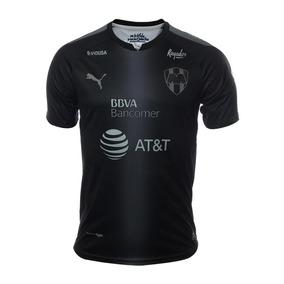 ad63a2bc08c62 Playera Jersey Rayados Visita Monterrey 2017-2018 Funes Mori