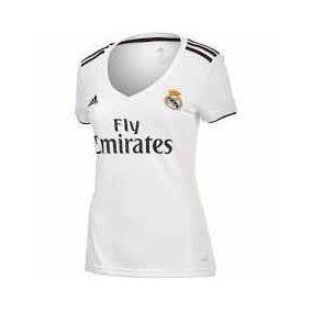c3ac05346b252 Playera Real Madrid Rosa Mujer en Mercado Libre México