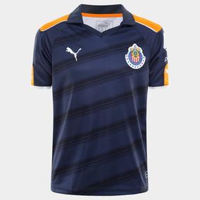 1818d1e524fe1 Playeras De Equipos De Futbol Clon Para Niños en Mercado Libre México