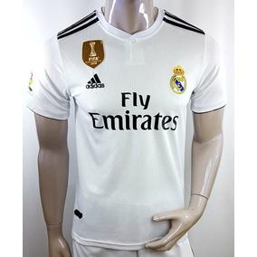 9057e7180305f Playera Real Madrid - Jerseys Clubes Europeos Clubes Españoles Real Madrid  en Mercado Libre México