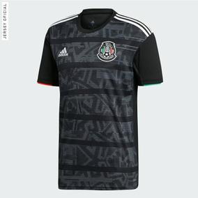 304a40f55389a Camiseta Nueva Jersey Oficial Selección Mexicana 2019 adidas