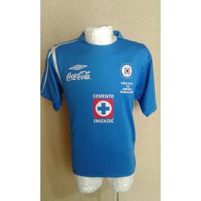 ba700e534 Jersey Cruz Azul 2008 Blanca en Mercado Libre México