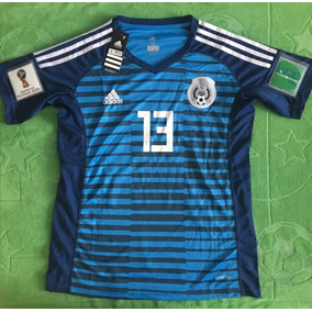 b7d4f7033eed3 Jersey Seleccion Mexicana Guillermo Ochoa en Mercado Libre México