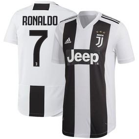 88625e2755258 Playera Jersey adidas Juventus 2018 -  7 Ronaldo Nueva!