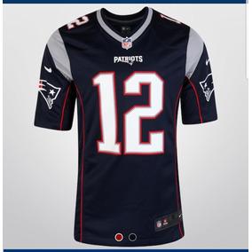 7703fe7f281 Jersey Nike Nfl England Patriots No 12 Tom Brady Talla L Y M