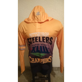 c9bc79a4e967b Jersey Steelers Super Bowl Xliii Unisex Sudadera Deportiva