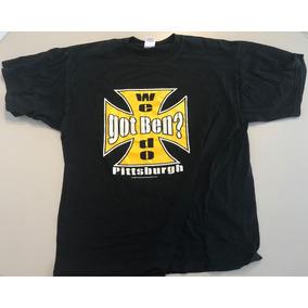 221488ad9 Camisa Nfl Pittsburg Steelers Rotlisberger Xl 353