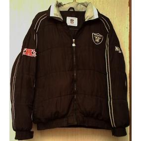 ca61459e0933e Chamarra Original De La Nfl De Oakland Raiders Talla 38 A 40