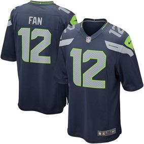 cb886f3c6 Nfl Jersey Seattle Seahawks Fan   12 Original Nike Nuevo