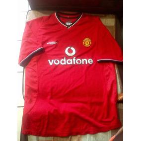 521b4a5eca3 Playera Del Manchester United Cumplia 100 Años De Coleccion
