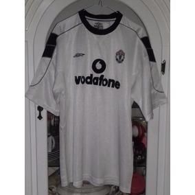 65e81ddf2f2 Jersey Manchester United Umbro Talla Grande Año 2000